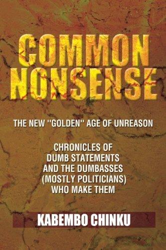 Common Nonsense: The New