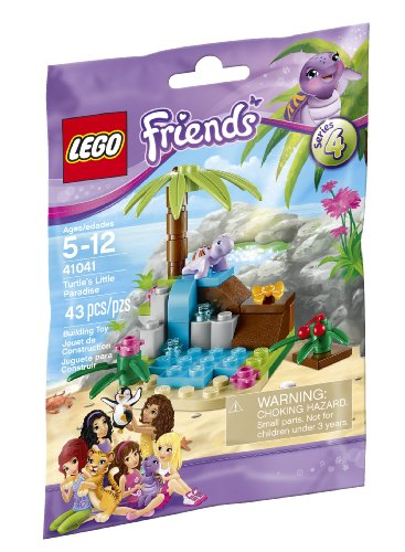 LEGO Friends Turtle's Little Paradise 41041 Building Kit - 1