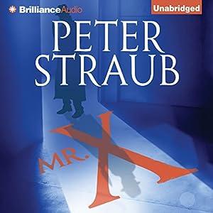 Mr. X   [Peter Straub]