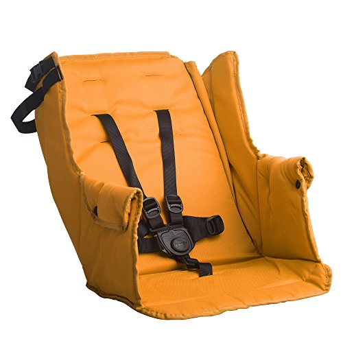 Joovy Caboose Too Rear Seat, Orangie - 1