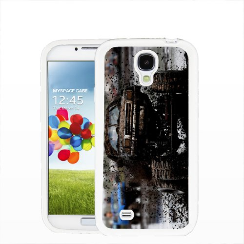 Toyota Mud 4 Wheel Drive - Samsung Galaxy S4 White Case
