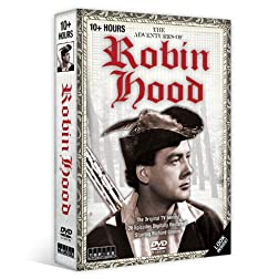 The Adventures of Robin Hood Box Set