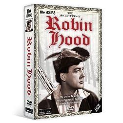 The Adventures of Robin Hood Box Set