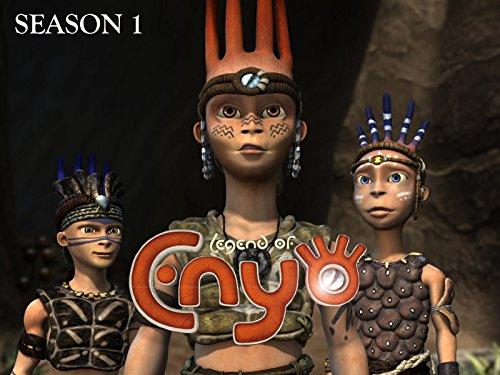 THE LEGEND OF ENYO - Season I