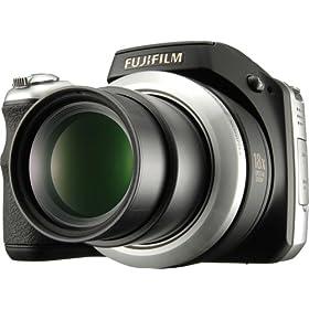 Fujifilm Finepix S8100fd 10MP Digital Camera Images