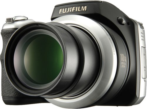 Fujifilm Finepix S8100FD Compact Camera ( 10 MP,18 x Optical Zoom,2.5 -inch LCD )