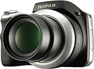 Fujifilm FinePix S8100fd 10 MP Digital Camera with 18x Wide Angle Dual Image Stabilized Optical Zoom (Black)