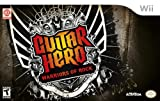 Guitar Hero: Warriors of Rock Super Bundle - Nintendo Wii