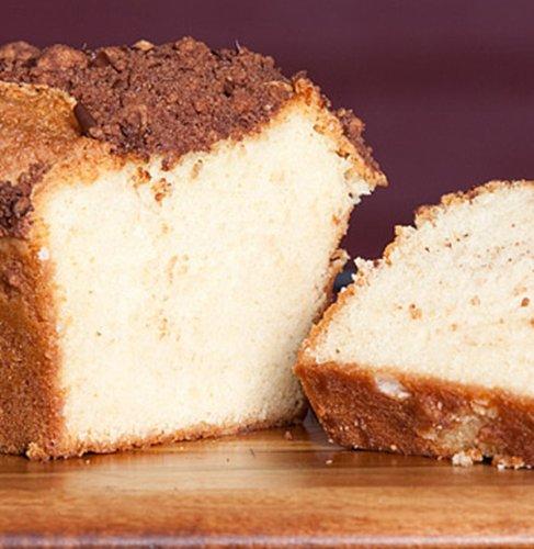 Frangelico Hazelnut Pound Cake - Loaffin