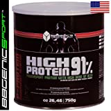 "HighProtein 91 - Mehrkomponenten Eiweiss / Protein f�r den Leistungssport (ein original US-Import Produkt) -von ""US Sports Nutrition by..."""