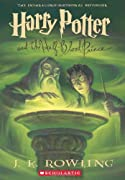 Harry Potter and the Half-Blood Prince by J. K. Rowling cover image