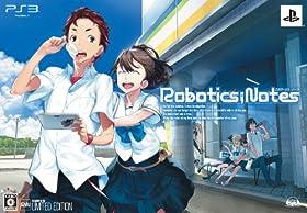ROBOTICS;NOTES(初回限定版 ポケコンバック型スマートフォンケース/設定資料集 同梱)特典 ガンヴァレル プラグマスコット付き