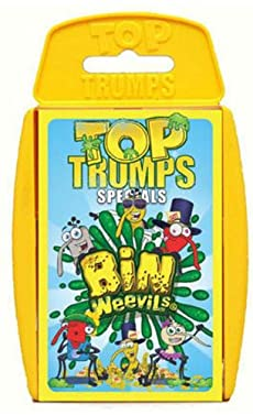 TOP TRUMPS: MULTIPLE SELECTION CHOOSE YOUR FAVOURITE TRUMP