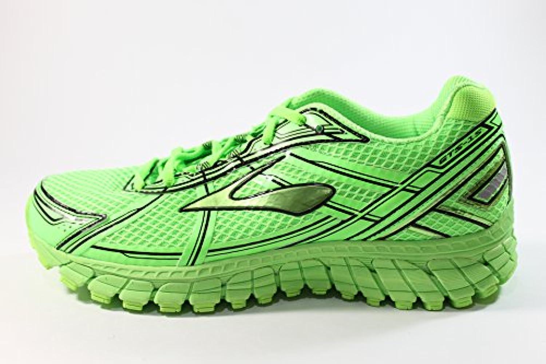brooks men 39 s adrenaline gts 15 green gecko running shoes. Black Bedroom Furniture Sets. Home Design Ideas