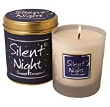 Lily Flame- SILENT NIGHT - Scented Candle In Glass Tumbler (Relaxing) - Gift Presented In Large Signature Tin With Lid