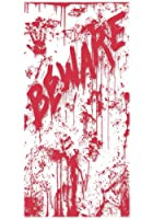 Bloody Door Cover from Beistle
