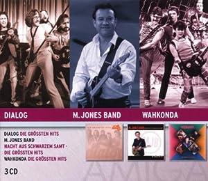 Dialog/M.Jones Band/Wahkonda