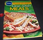 Pillsbury Classic Cookbooks: One-Dish Meals…