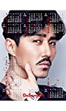 カレンダー 2016年「平成28年」 【韓国俳優】 ChaSeungWon チャ・スンウォン 2016年 マグネットカレンダー [mc6-csw04]