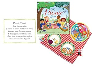 eeBoo The Picnic Game