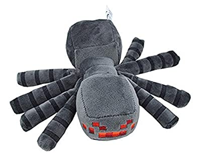 Minecraft Spider Plush Animal Plush Baby Stuffed Toys Gift for Kids by Beautyinside