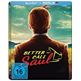 Better Call Saul - Die komplette erste Season Steelbook - exklusiv bei Amazon.de - Limited Edition