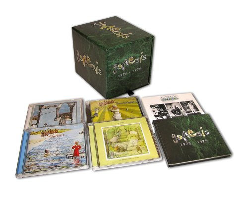 Genesis - Genesis Box Set 3 (1970-1975)[13 Disc Set] - Zortam Music