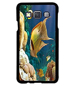 printtech Fish Coral Seawater Back Case Cover for Samsung Galaxy A3::Samsung Galaxy A3 A300F