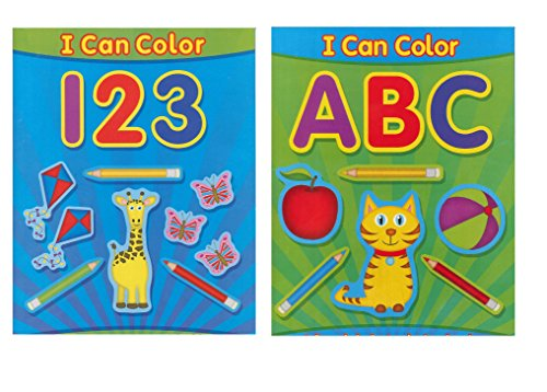 Coloring-Books-for-Kids-ABC-123-I-CAN-COLOR-Coloring-Educational-Books-Learning-Coloring-Books-for-Young-Baby-Toddlers-featured-Letters-and-Numbers-to-Color-Paper-Craft-2-PACK