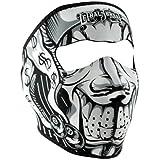 ZANheadgear Neoprene Lethal Threat Jester Face Mask