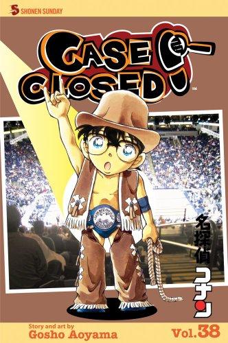 名探偵コナン コミック38巻 (英語版)
