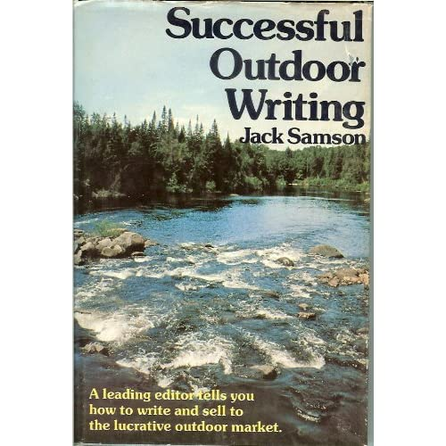 Successful outdoor writing Jack Samson