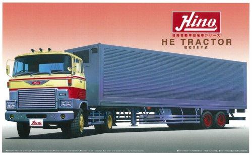 Hino motors old car series hino he trailer 1977 ebay for Ebay motors car trailers