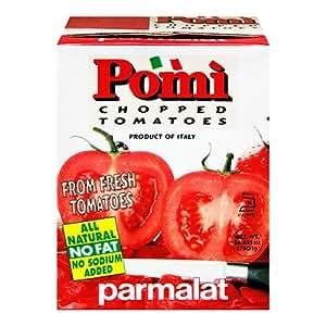 Pomi Parmalat Chopped Tomatoes - (26.46 oz)