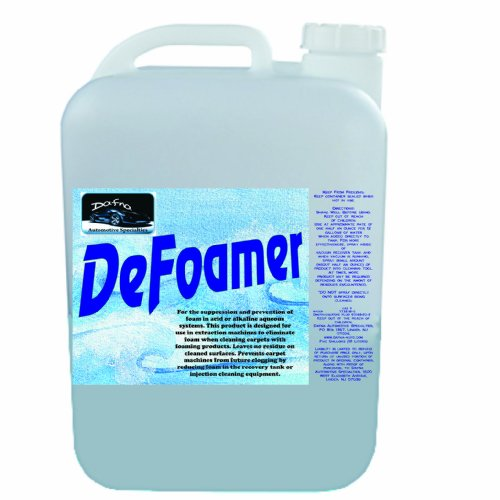 Dafna Defoamer Economical 5 Gallon Pak with Spigot