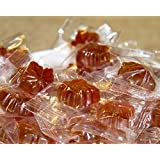 Mansfield Maple- Maple Drops Hard Candy (1 Pound)- Made with REAL maple syrup)
