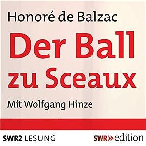 Der Ball zu Sceaux Hörbuch