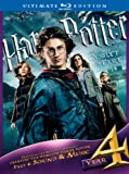 Harry Potter and the Goblet of Fire (Three-Disc Ultimate Edition) [Blu-ray]