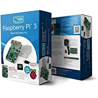Raspberry Pi 3 Model B + Free Google AIY Voice Kit