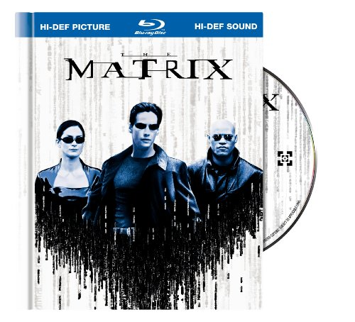 Coffret de la Matrice (Matrix) en DVD et Blu-Ray