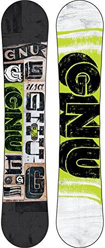Freestyle Snowboard Men Gnu Carbon Credit Btx 153 2015