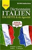 echange, troc Paloma Cabot - Mini dictionnaire français-italien italien-français