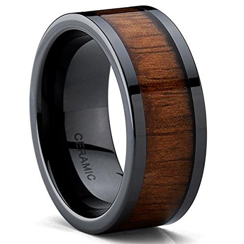 black-ceramic-flat-top-wedding-band-ring-with-real-koa-wood-inlay-9mm-comfort-fit-sz-11