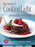 51Nbshr7spL. SL160  The Best of Cooking Light Everyday Favorites: Over 500 of Our All Time Greatest Recipes (Cookbook)