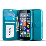 Lumia 640 Case, J&D [Stand View]