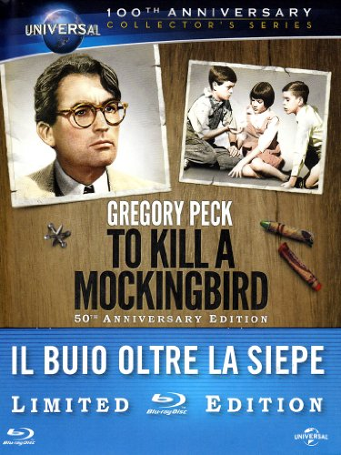 Il buio oltre la siepe (50° anniversary limited edition) [Blu-ray] [IT Import]