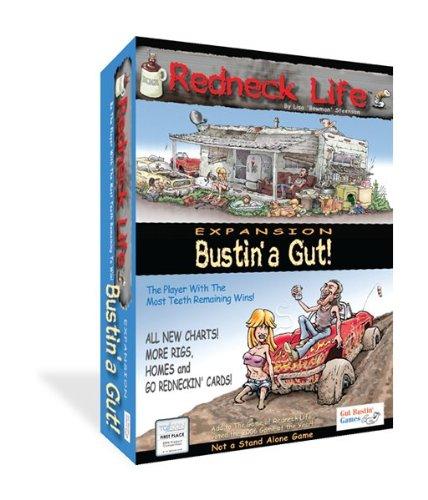 Redneck Life Expansion: Bustin' a Gut! Set (Redneck Game compare prices)