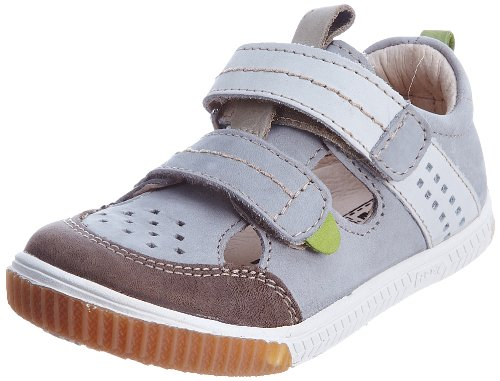 Noel Youth Zeste Grey Casual Shoe 5Y10840/02 2.5 UK