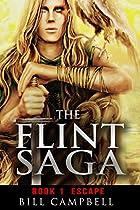 EPIC FANTASY ADVENTURE: THE FLINT SAGA - BOOK 1 - ESCAPE: YOUNG ADULT FANTASY