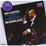 Bartok : Concerto pour orchestre - Suite de danses - Musique pour cordes, percussion et célesta